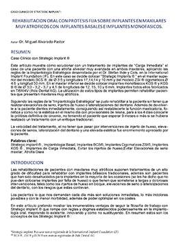 Artículos publicados por el Dr. Miguel Alvarado